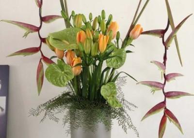 thumb_Tropische bloemdeco door Byfrnk_1024